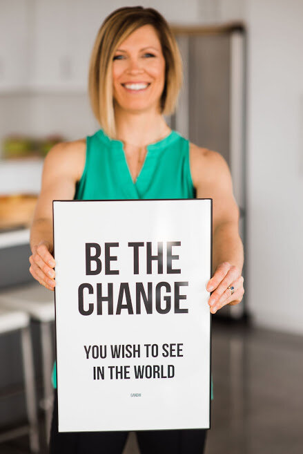 Coach Beth Pruessner Iowa City Now What Be the Change